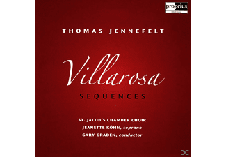J St.jacob S Chamber Choir / Koehn - Villarosa Sequences - (CD)