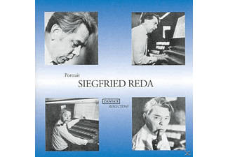 Reda Siegfried - Portrait Siegfried Reda - (CD)