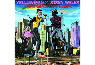 Yellowman & Josey Wales - Two Giants Clash [Vinyl]