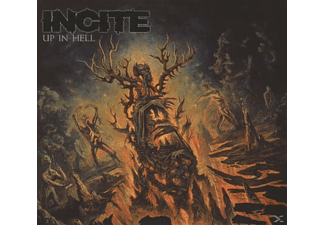 Incite - Up In Hell (Digipack) - (CD)