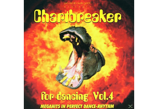 Marcus Döring - Chartbreaker For Dancing Vol.4 [CD]