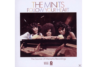 The Minits - Follow Your Heart [CD]
