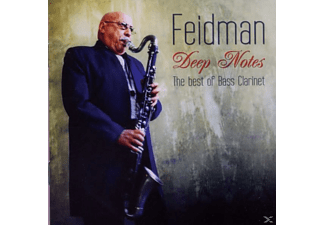 Giora Feidman - Deep Notes-Best Of Bass Clarinet - (CD)