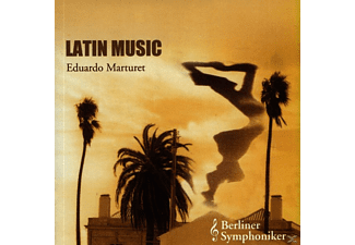 Bln.Symphoniker - Latin Music - (CD)