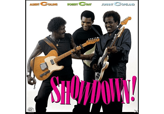 Albert Collins, Robert Cray, Johnny Copel - Showdown! - (Vinyl)