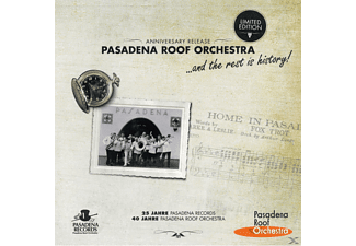 The Pasadena Roof Orchestra - Anniversary Release-Limited Edition - (EP (analog))