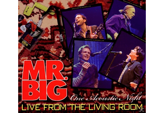 MR.BIG - Live From The Living Room (Digipak) [CD]