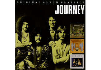 Journey - Original Album Classics - (CD)