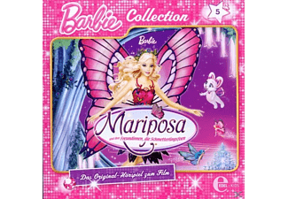 Barbie - (5)Collection, Mariposa - (CD)