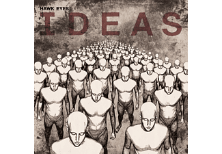 Hawk Eyes - Ideas - (Vinyl)