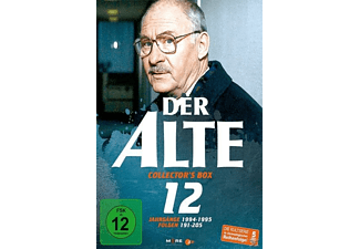 Der Alte - Vol. 12 (Collector's Box) [DVD]