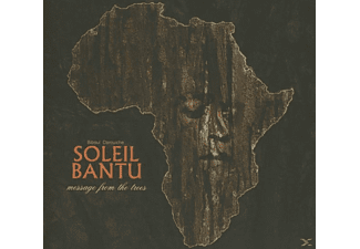 Biboul Darouiche Soleil Bantu - Message From The Trees - (CD)