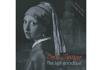 Boris Zhivago - The Last Goodbye - (CD)