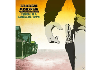 Thriftstore Masterpiece - Trouble Is A Lonesome Town - (Vinyl)