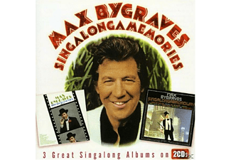 Max Bygraves - SINGALONGAMEMORIES - (CD)