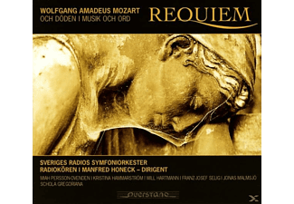 RSO Schweden/Radiokoeren/Honeck - Requiem - (CD)