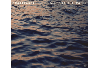 Snakadaktal - Sleep In The Water - (CD)