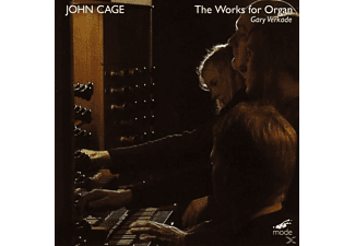 Gary Verkade - Works For Organ - (CD)