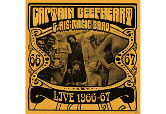 Captain Beefheart & His Magic Band - Live 1966-67 [CD]