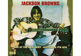 Jackson Browne - Live At The Main Point - September 7th 1975 [CD]
