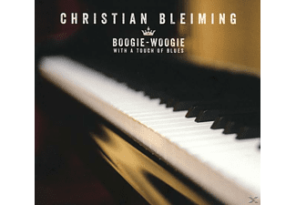Christian Bleiming - Boogie-Woogie With A Touch Of Blues - (CD)