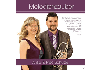 Anke & Fred Schulze - Melodienzauber - (CD)