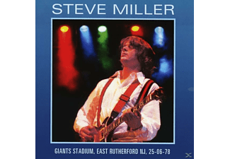 Steve Miller - Giants Stadium, East Rutherford NJ, 25-06-78 [CD]