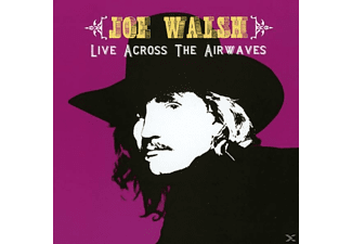 Joe Walsh - Live Across The Airwaves - (CD)