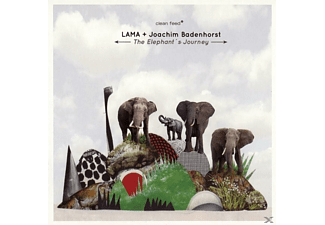 Joachim Badenhorst, Lama - The Elephant's Journey [CD]