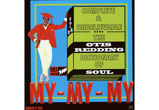 Otis Redding - Dictionary Of Soul (180g Edition) - (Vinyl)