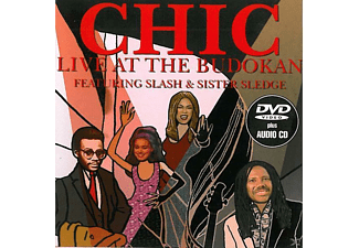 Chic - Live At The Budokan - (CD + DVD Video)