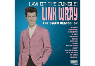 Link Wray - Law Of The Jungle 180gr - (Vinyl)