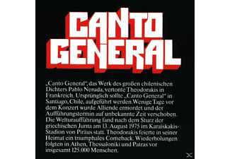 VARIOUS - Canto General - (CD)
