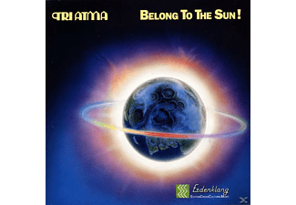 Tri Atma - Belong To The Sun! [CD]