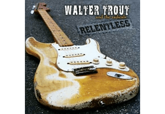 Walter Trout - Relentless - (CD)
