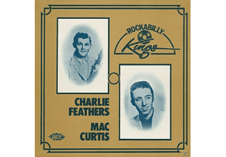 Charlie Feathers - Rockabilly Kings - (CD)