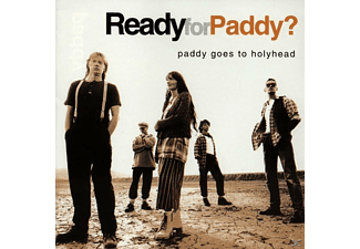 Paddy Goes To Holyhead - Ready For Paddy [CD]