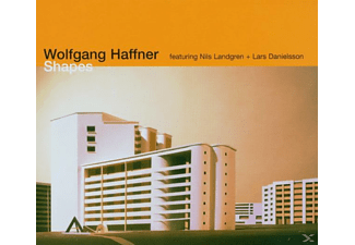 Wolfgang Haffner - Shapes [CD]