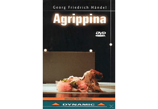 Jean Malgoire - Agrippina [DVD]