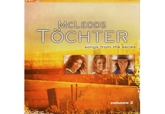 VARIOUS, Rebecca Anne Ost-original Soundtrack Tv/lavelle - Mcleods Töchter, Vol.2 - (CD)