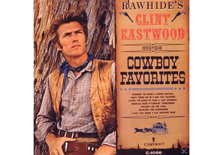 Clint Eastwood - Cowboy Favorites - (CD)