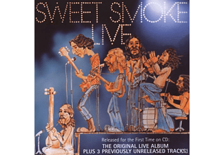 Sweet Smoke - Live - (CD)