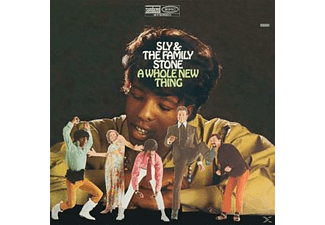Sly - A Whole New Thing-Hq Vinyl - (Vinyl)