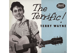 Terry Wayne - The Terrific! - (CD)