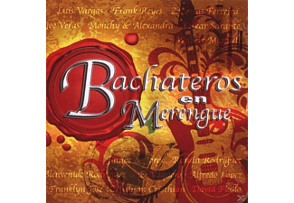 VARIOUS - Bachateros En Merengue - (CD)