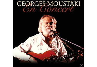 Georges Moustaki - En Concert - (CD)