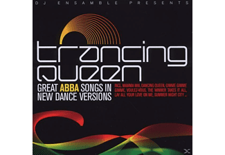 VARIOUS, Dj Ensamble Presents - Trancing Queen-Great Abba Sogs In New Dance - (CD)