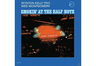Montgomery,Wes & Kelly,Winton Trio - Smokin' At The Half Note-Hq Vinyl - (Vinyl)