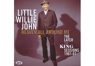 Little Willie John - Later King Sessions 1961-1963 - (CD)