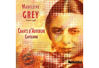 Madeleine Grey - Madeline Grey Sings Canteloube [CD]